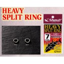 Anillas Shout Heavy Split Ring