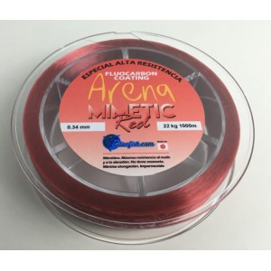 Arena Mimetix Red 1000 mtrs