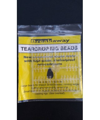 Breakaway Teardrop Rig Beads