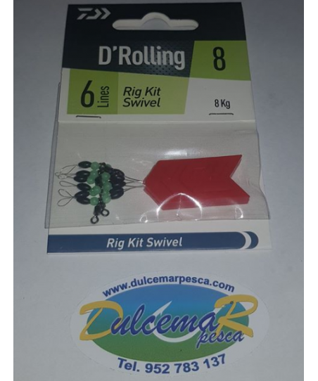 Topes Silicona con Rolling...